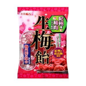 Ribon Plum Candy