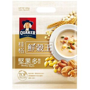 Quaker Top Fresh-Nutty Nuts