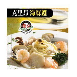 Kryon Spaghetti With Seafood