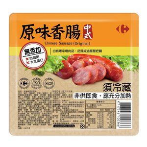 家樂福中式原味香腸