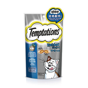 TEMPTATIONS Tempting Hairball Control85g
