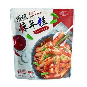 Best Hot Rice Cake