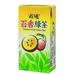 古道百香綠茶-300ml