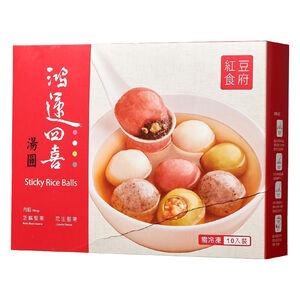 CNY 4 Kinds Rice Ball