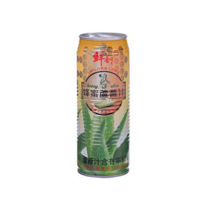 Fresh-Sectional honey aloe juice 520