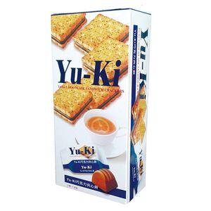 Yu-ki Chocolate Sandwich Crackers Pack