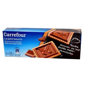 C-Milk Chocolate Butter Biscuit