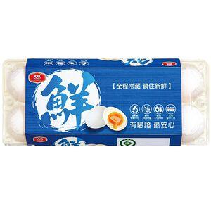 大成鮮雞蛋(冷藏白蛋)570g