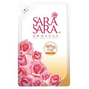 Sara Rose Body Cleanser Refill