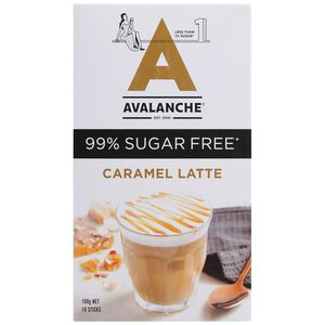 Avalanche Caf Style CARAMELLATTE