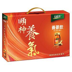 白蘭氏養蔘飲禮盒60ml*8