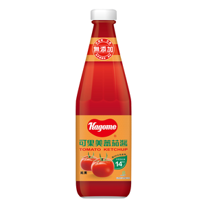 【純素】可果美蕃茄醬 700g