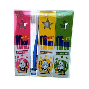 Whiteman Child toothpaste