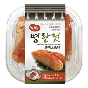 韓國醃明太魚卵-100g