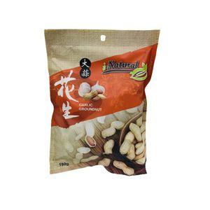 i-Natural Garlic Groundnut