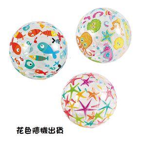 INTEX S04-Printed Beach Balls