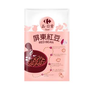 家樂福屏東紅豆-600g