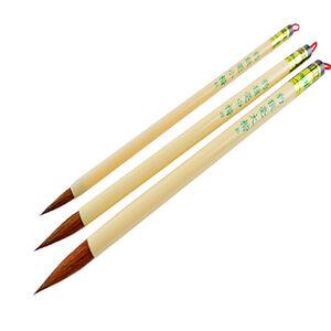Writing Brush 3pcs