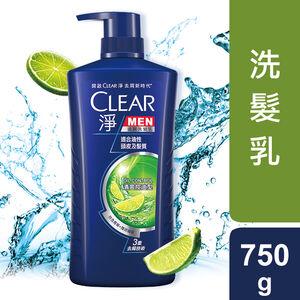 CLEAR MEN SP-IL CNTRL