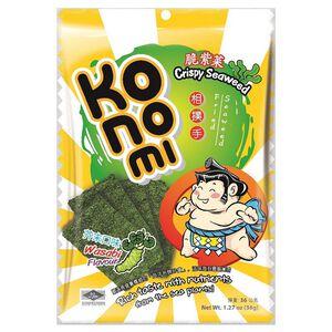 Konomi Crispy Seaweed Wasabi