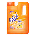 威猛先生地板清潔劑清新鮮橙, , large