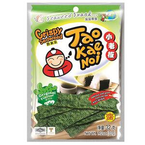 泰國小老板厚片海苔-原味