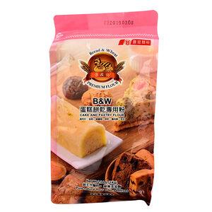 豐盟BW精緻蛋糕專用粉-低筋麵粉