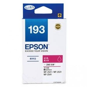 EPSON C13T193350 INK Red