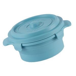 【大專開學購起來】HOUSUXI 鑄鐵鍋折折盒-900ML