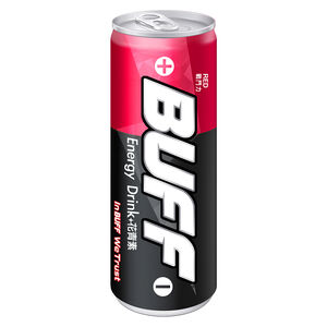 BUFF Energy Drink (Power Red)