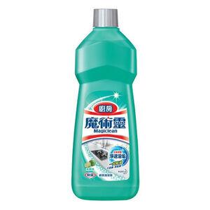 魔術靈廚房清潔劑經濟瓶-500mlx2