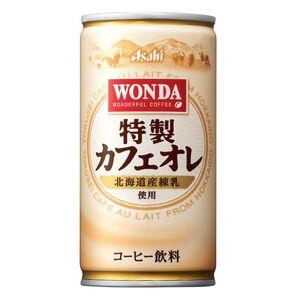Asahi Wonda Cofe au lait
