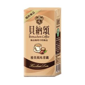 Bernachon Hazelnut Latte TP375ml