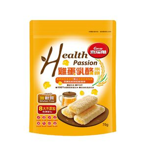Cerear egg Rice crackers