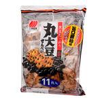 三幸 丸大豆黑豆仙貝, , large