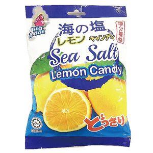 BF海鹽檸檬糖150g