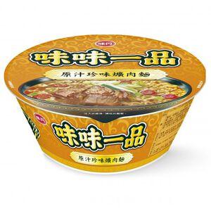 味味一品原汁珍味爌肉(碗)190g