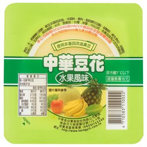 Chinese Frut Bean Jelly