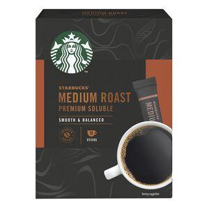 星巴克特選系列-中度烘焙咖啡2.3gx10