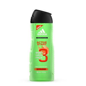 adidas active start 3 IN 1 shower gel