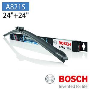 【汽車百貨】BOSCH A821S專用軟骨雨刷-雙支