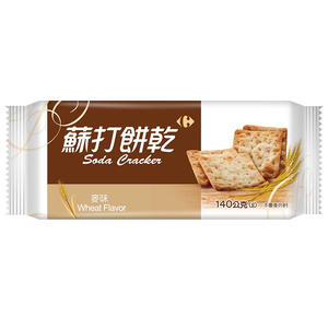 C-Wheat Flavor Soda Cracker