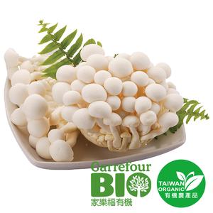 家樂福有機雪白菇(每包約150克)