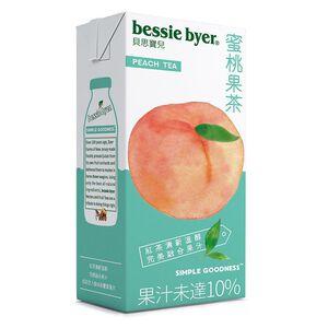 Bessie Byer Peach Tea tetra 330ml