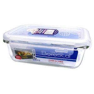 【保鮮盒】樂扣三代玻璃保鮮盒530ML