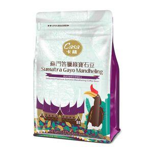 Casa Sumatra Gayo Mandheling bean coffee