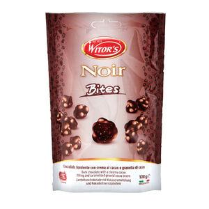 Bites Noir chocolate