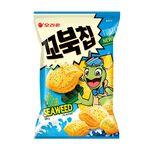 好麗友烏龜玉米脆片(海苔味), , large