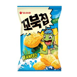 ORION TURTLE CHIP SEAWEED FLAVOR