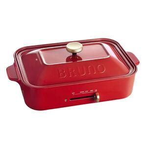 BRUNO BOE021-RD 多功能電烤盤-聖誕紅